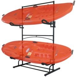 Sparehand Malibu Plus Kayak Rack in See Photo