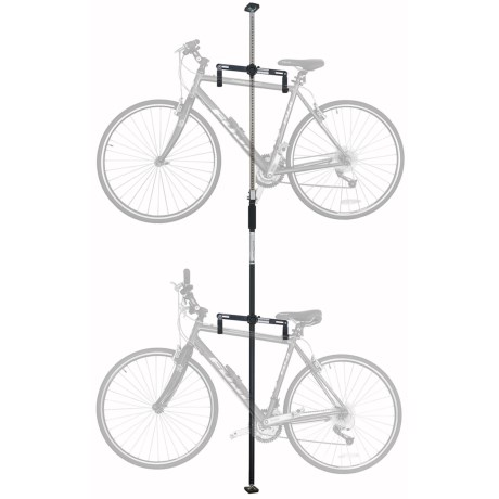Sparehand Q-Rak Dual Bike Rack in See Photo