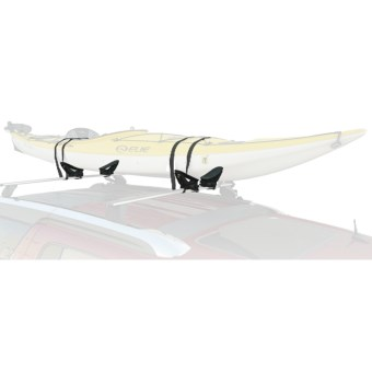 Sparehand Roof Mount Kayak Rack in See Photo