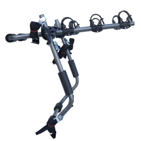 SpareHand Systems 3-Bike Trunk Rack in See Photo