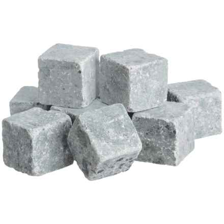 Sparq Home Home Whiskey Rocks - Small, Set of 9 in Soapstone - Overstock