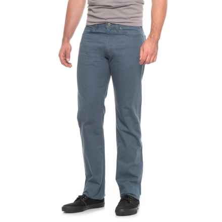 Specially made 5-Pocket Pants (For Men) in Denim Blue - Closeouts