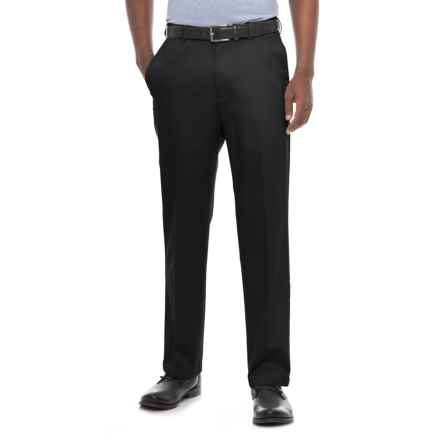 Specially made American Chino Classic Fit Pants (For Men) in Black - Closeouts