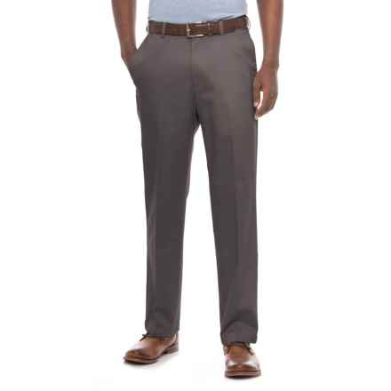 Specially made American Chino Classic Fit Pants (For Men) in Grey - Closeouts