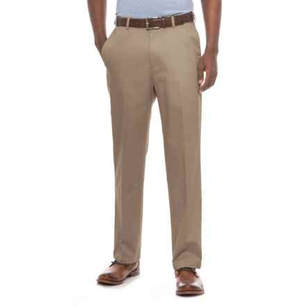 Specially made American Chino Classic Fit Pants (For Men) in Light Khaki - Closeouts