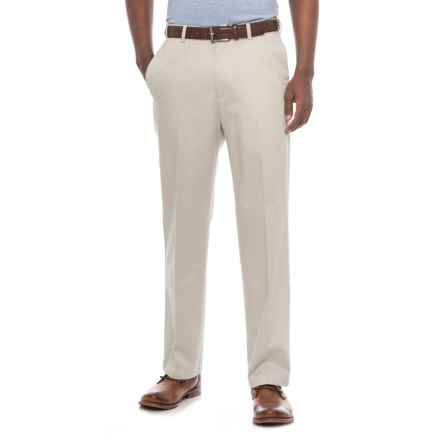 Specially made American Chino Classic Fit Pants (For Men) in Sand - Closeouts