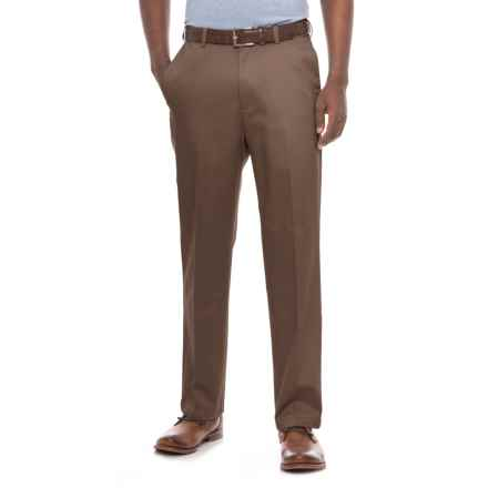 Specially made American Chino Classic Fit Pants (For Men) in Taupe - Closeouts