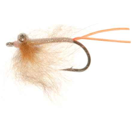 Specially made Bandwing Tail Gotcha Saltwater Fly - Dozen in Pink - Closeouts