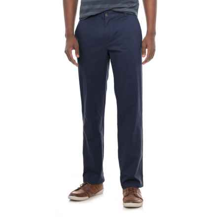 Specially made Cotton Twill Pants (For Men) in Navy - Closeouts