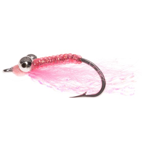 Specially made Crazy Charlie Flies - Dozen