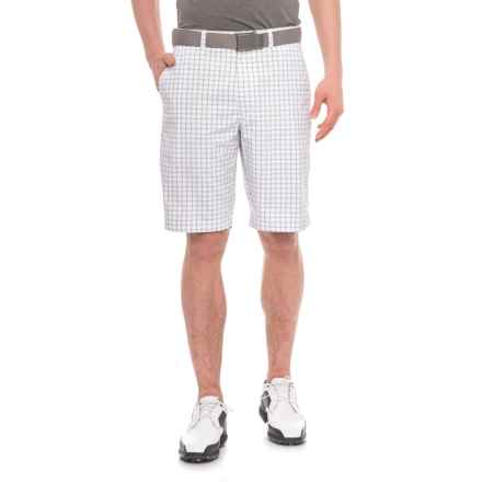Specially made Expandable Waistband Golf Shorts (For Men) in Elegant - 2nds