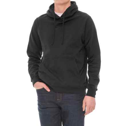 Specially made Fleece Hoodie (For Men) in Black - 2nds