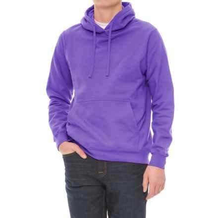 Specially made Fleece Hoodie (For Men) in Purple - 2nds
