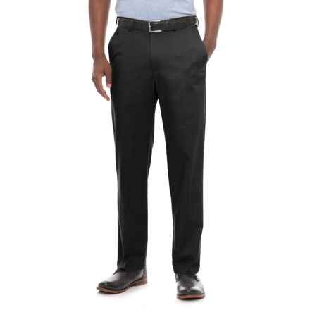 Specially made Four-Pocket Twill Pants (For Men) in Black - 2nds