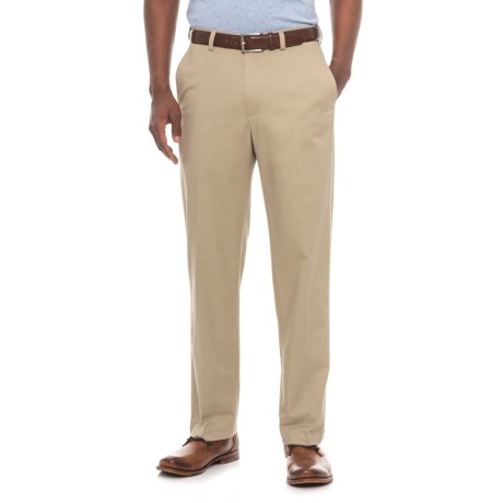 Specially made Four-Pocket Twill Pants (For Men) in Khaki
