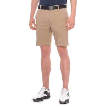 Specially made Golf Shorts (For Men) in Crawford Tan - 2nds