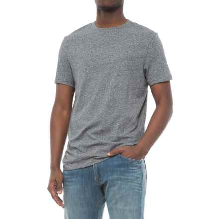 Specially made Heathered T-Shirt - Short Sleeve (For Men) in Charcoal Heather - 2nds