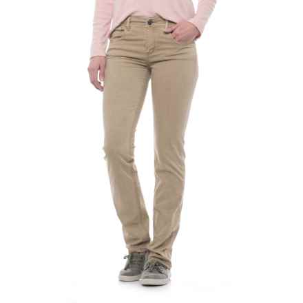 Specially made Laundered Stretch Twill Pants (For Women) in Sand - 2nds