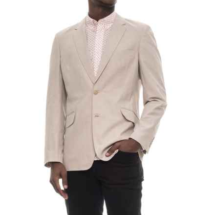 Specially made Linen-Blend Woven Blazer (For Men) in Natural - 2nds