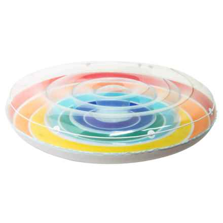 Specially made Rainbow Island Pool Float in See Photo - Closeouts