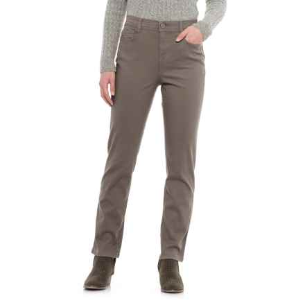 Specially made Slim-Leg Colored Jeans (For Women) in Grey - 2nds