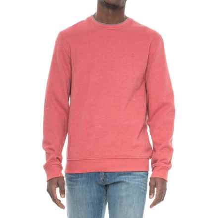 Specially made Solid Sweatshirt (For Men) in Red - 2nds