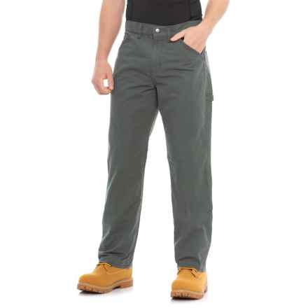 Specially made Utility Pants (For Men) in Slate - Overstock