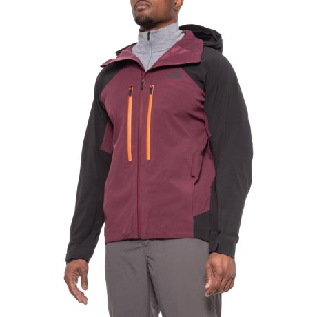 Spectre Hybrid Jacket (For Men) - FIG/TNF BLACK (S )