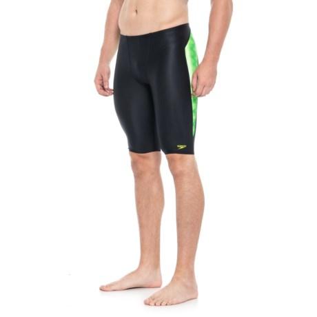 fcde0ce2e1 Speedo Green Time Lapse Jammer Swimsuit (For Men) - Save 60%