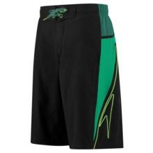 Speedo Shorebreak Boardshorts - UPF 50 (For Men) in Black - Closeouts