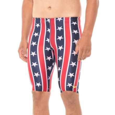 Speedo Star Lane Jammer Swimsuit (For Men)