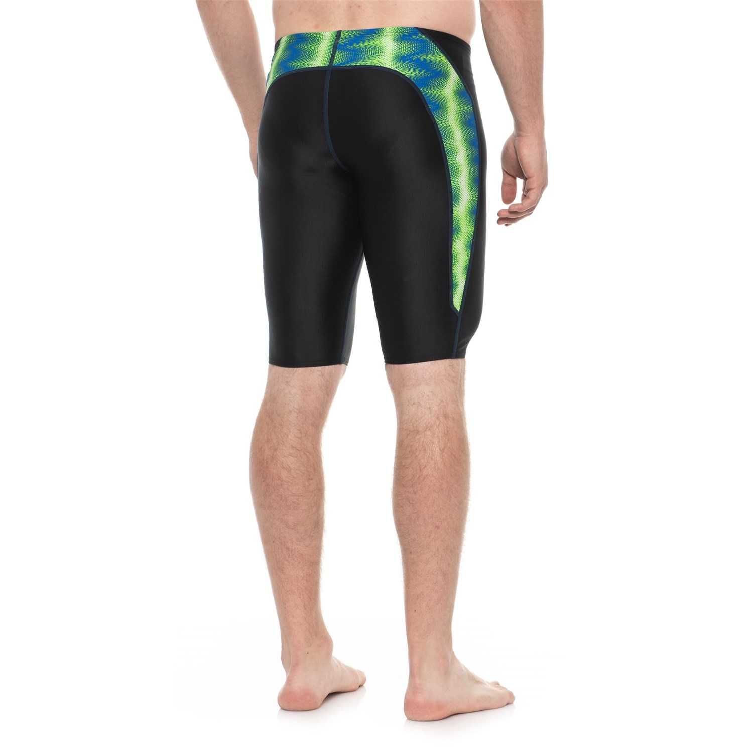 21af38eedcb ... 539HC_2 Speedo Time Lapse Jammer Swimsuit (For Men)