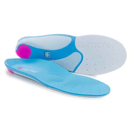 Spenco For Her® Q Factor Insoles (For Women) in See Photo - Closeouts