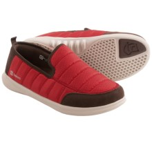 Spenco Northern Slippers (For Men) in Red - Closeouts