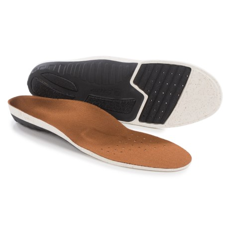 Spenco PolySorb® Earthbound Insoles - Recycled Materials (For Men and Women) in See Photo