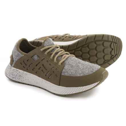 Sperry 7 Seas Sport Boat Shoes (For Women) in Olive/Grey - Closeouts