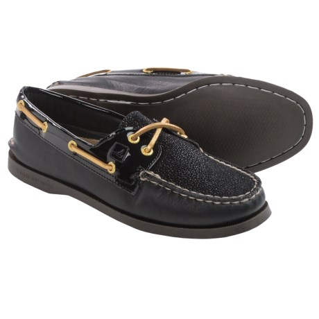 Sperry A/O Caviar Boat Shoes Leather (For Women)