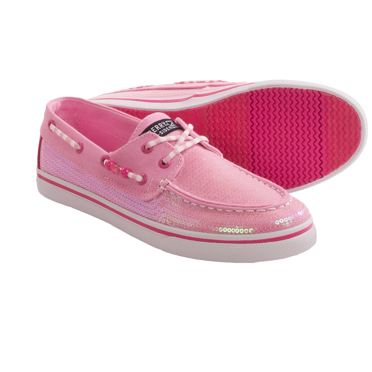sperry bahama sequin moc shoes for and youth