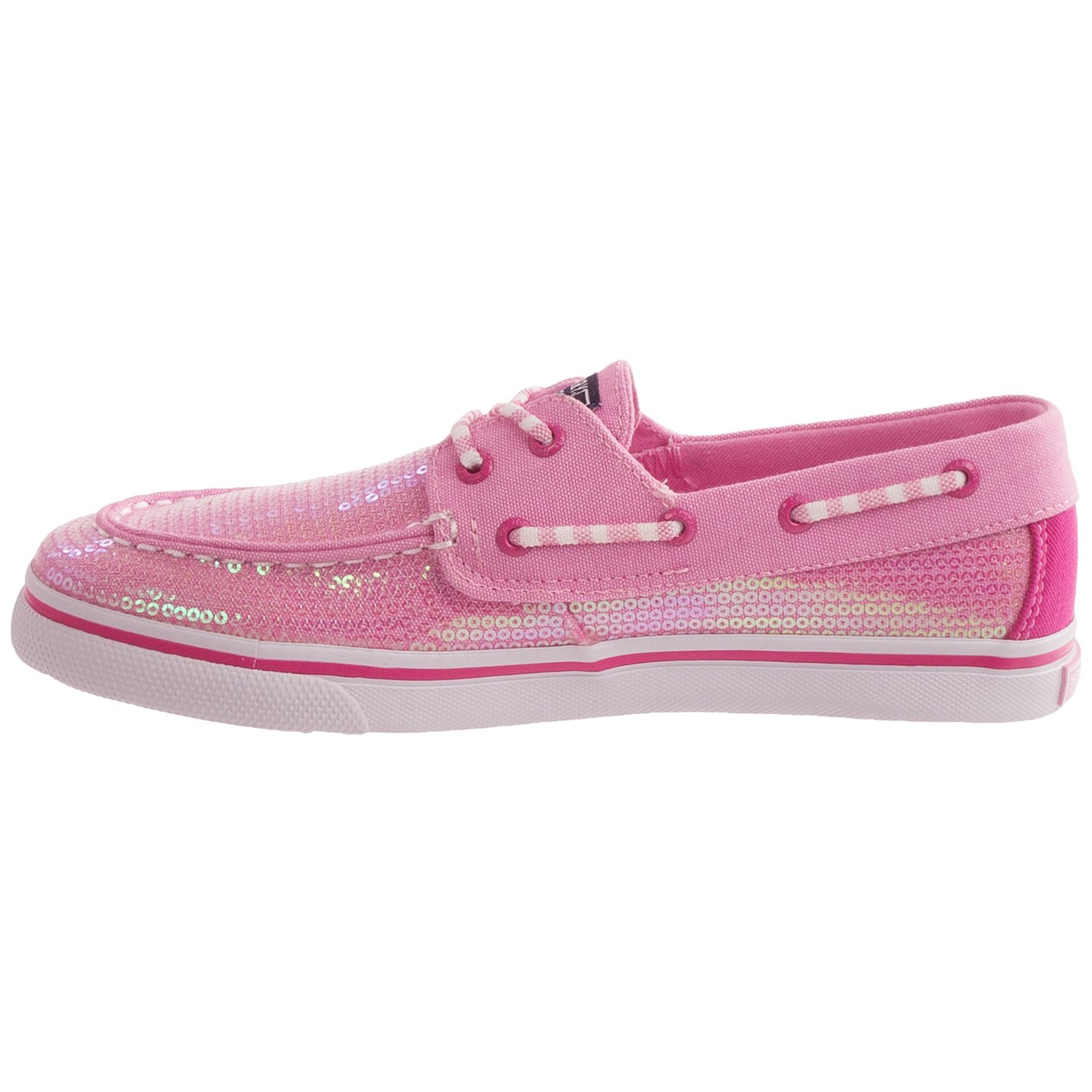 sperry bahama sequin moc shoes for and youth 9244f