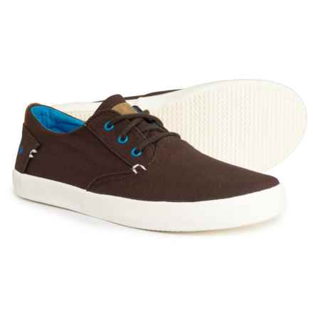 Sperry Bodie Sneakers (For Boys) in Brown - Closeouts