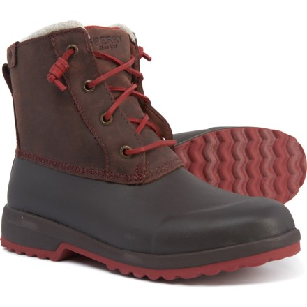 a57826d51 Sperry Brown Maritime Repel Thinsulate® Duck Boots - Insulated (For Women)  in Brown
