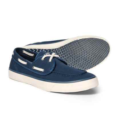 Sperry Captain's 2-Eye Sneakers (For Men) in Navy