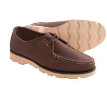 Sperry Captain's Shoes - Leather (For Men) in Kudo Dark Brown - Closeouts
