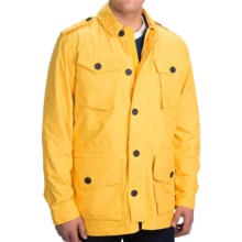 Sperry Cargo Jacket (For Men) in Yellow - Closeouts