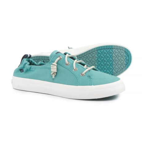 Sperry Crest Ebb Sneakers (For Women) in Teal