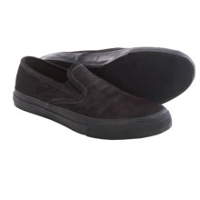 Sperry CVO Pony Hair Shoes - Slip-Ons (For Men) in Brown - Closeouts