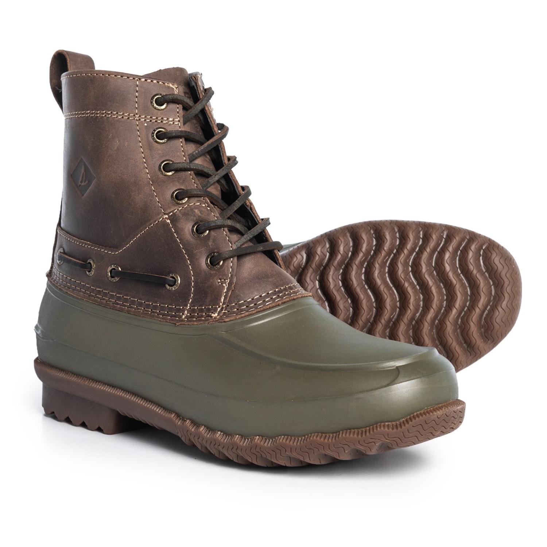 10185036cd5 Sperry Decoy Duck Boots (For Men)