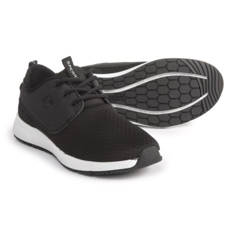 Sperry Fathom Sneakers (For Boys) in Black