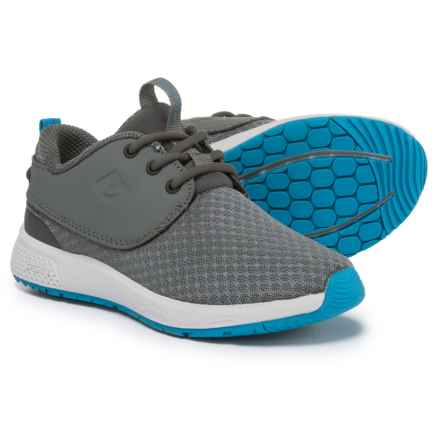 Sperry Fathom Sneakers (For Boys) in Grey - Closeouts
