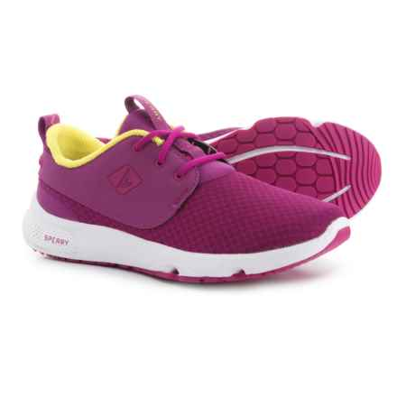 Sperry Fathom Sneakers (For Women) in Berry Pink - Closeouts
